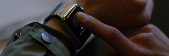 Force Touch er en sentral funksjon i Apple Watch.