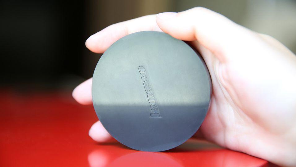 Lenovo kommer med egen strømmepuck
