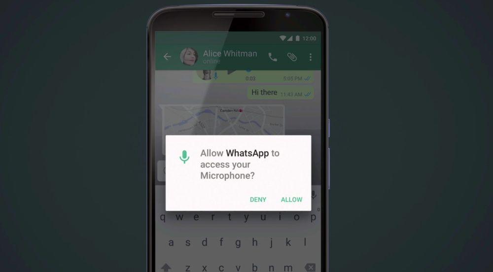 Google viste frem nye Android M for første gang