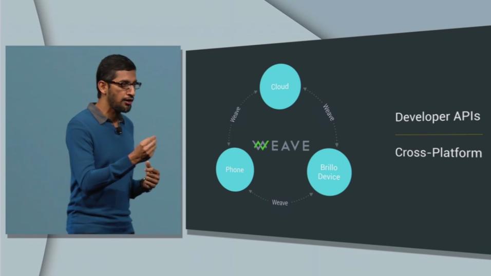 Google lanserer egen M2M-plattform