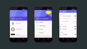 Brillo skal levere brukervennlig, standardisert kontroll av smarte enheter via Android-telefonen.