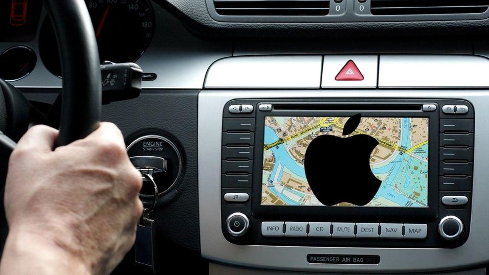 Skal Apple begynne å lage biler?