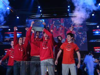 HellRaiser slo EL Gaming i finalen og kan dermed kalle seg verdens beste World of Tanks-lag.