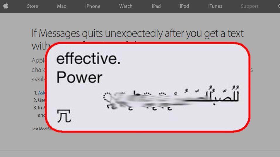 Krasjmeldingen som rammer iPhone er heldigvis lett å fjerne
