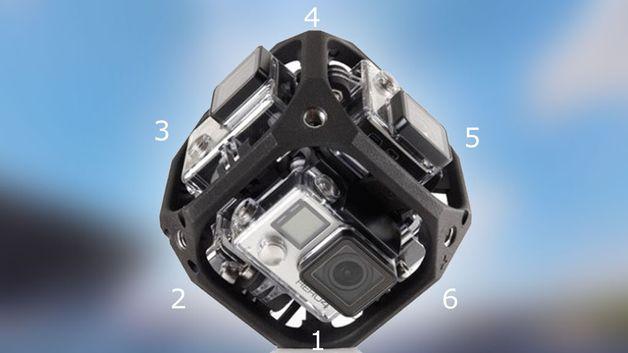 GoPro vil gjøre det mulig for alle å lage VR-film