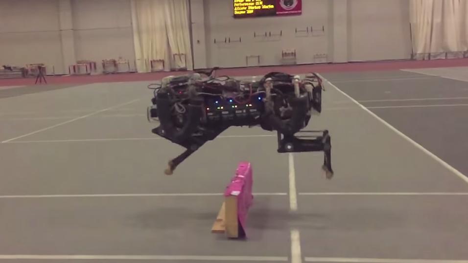 Dette er MITs nye, avanserte robot-gepard.
