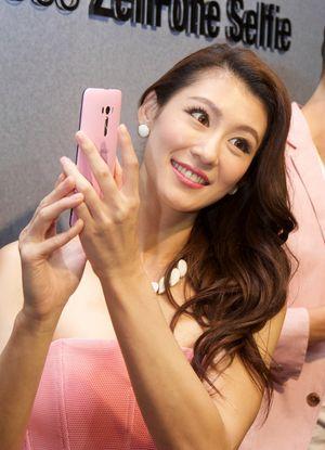 Computex2015- Zenfone Selfie.