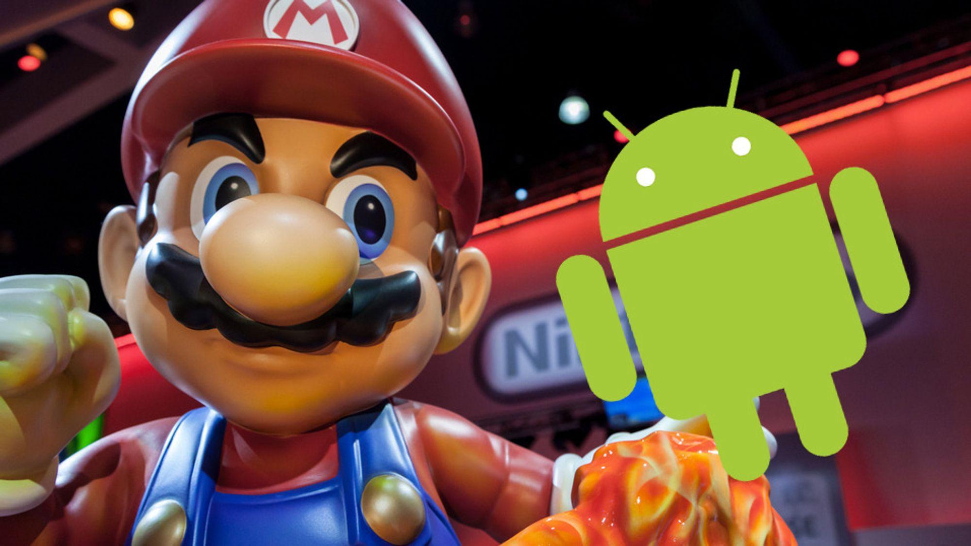 – Nintendo vurderer å basere neste konsoll på Android