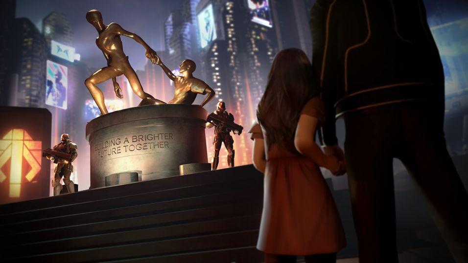 XCOM 2 byr på futuristisk geriljakrig