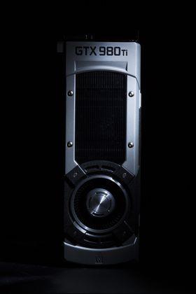 Nvidia GeForce GTX 980 Ti.