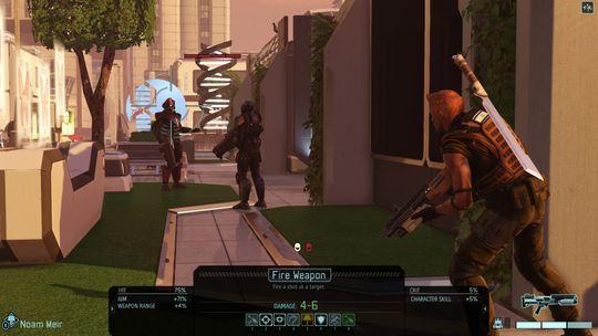 Jeg skal kalle opp soldatene i XCOM 2 etter vennegjengen min. Da går nok alt bedre.