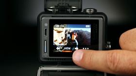 LCD-skjermen skal gjøre det lett å finne det optimale utsnittet, samt til å spille av videoer og justere innstillinger.