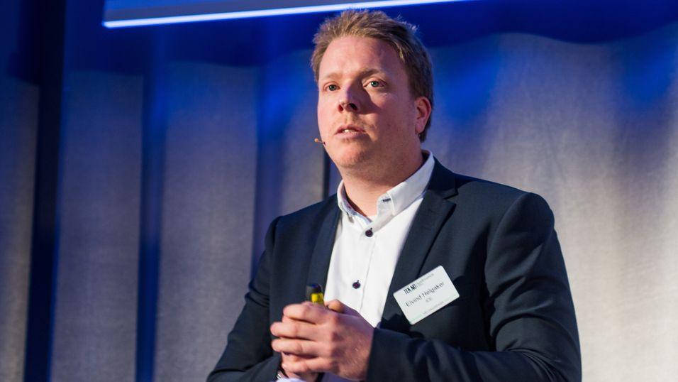 Ice-sjef Eivind Helgaker tilføres flere hundre millioner kroner i frisk kapital til å fortsette utbyggingen og satsingen i Norge.