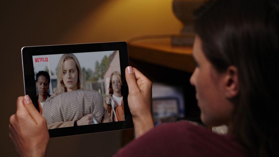 Netflix vurderer å sende reklamer før filmen din begynner