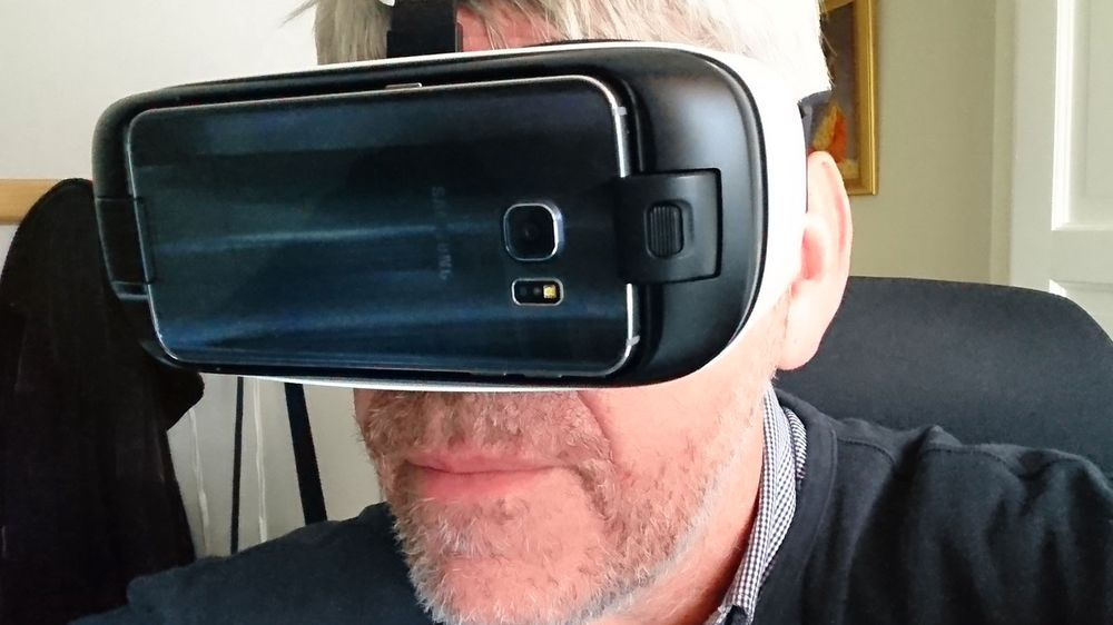 TEST: Samsung Gear VR Innovator Edition