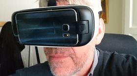 Samsung Gear VR fungerer bare med Samsung-mobiler.