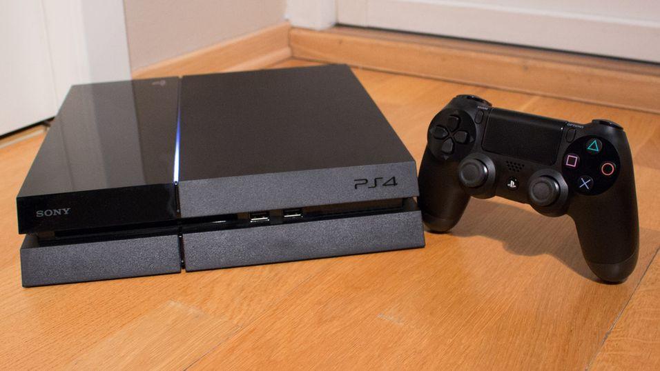 Ny PlayStation 4-modell dobler lagringsplassen
