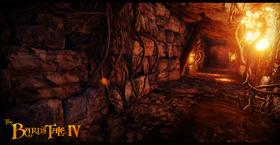 The Bard's Tale IV blir bygd med Unreal Engine 4.