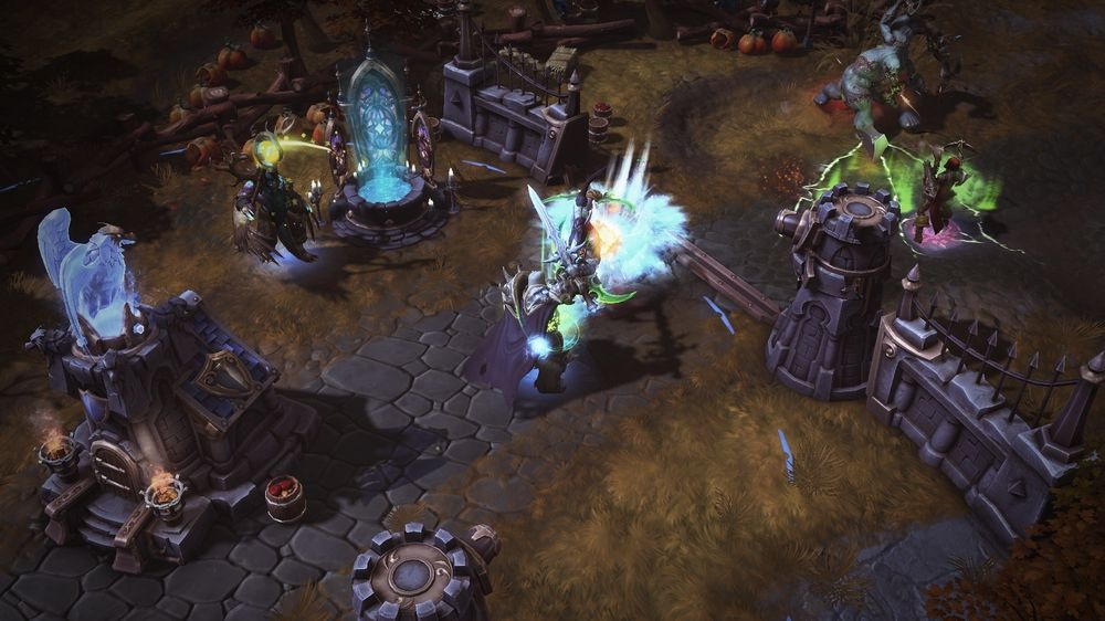 ANMELDELSE: Heroes of the Storm