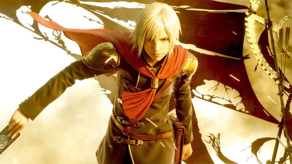 Final Fantasy Type-0 kjem til PC