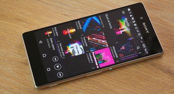 Test: Sony Xperia Z3+