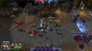 The Lost Vikings er blant de mer fargerike heltene i Heroes of the Storm.
