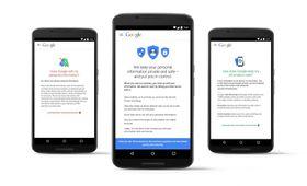 Google har også lansert en splitter ny informasjonsside.