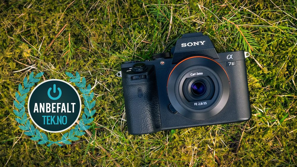 TEST: Sony A7 Mark II
