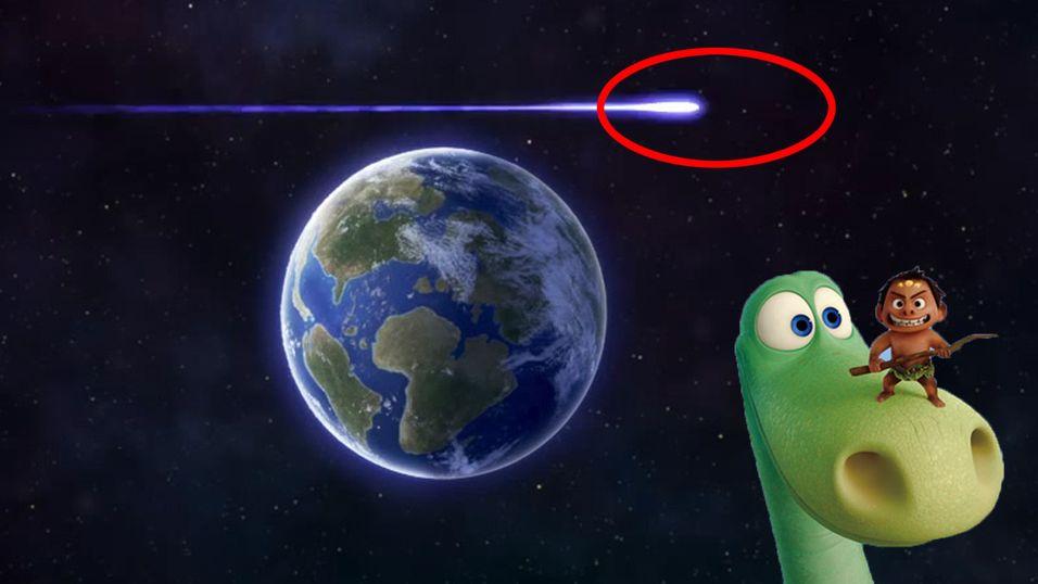 Hva om asteroiden ikke utslettet dinosaurene likevel?