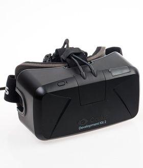 Oculus Rift DK2 er en type VR-brille som skal kunne brukes sammen med Lovenses nye produkter.