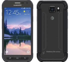 Galaxy S6 Active blir veldig lik vanlige S6 på innsiden, men får en mer hardfør utside.