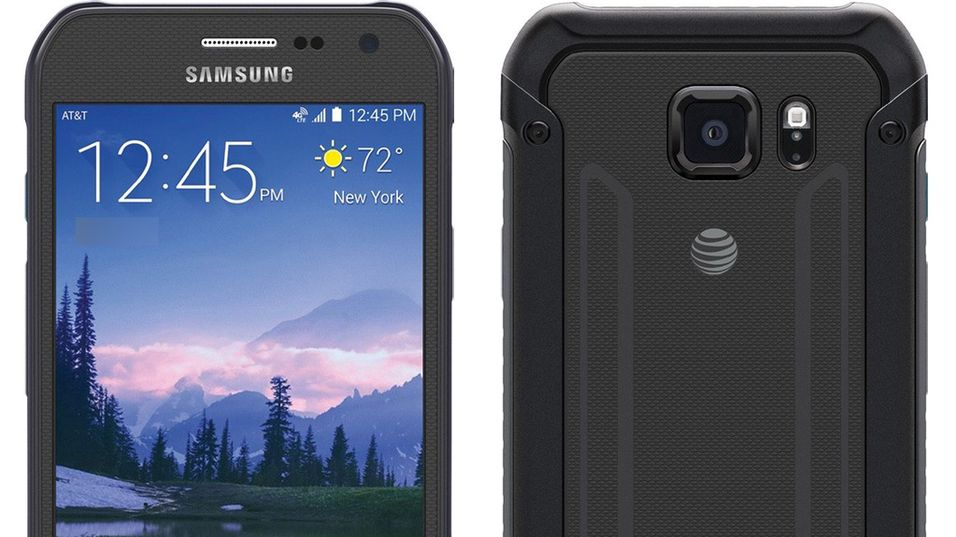 Galaxy s6 active til norge
