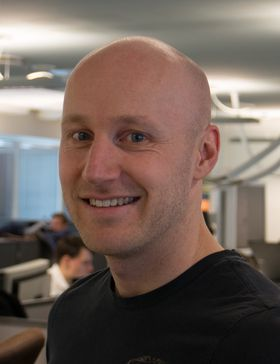 Stein Wilmann leder e-sportsatsingen på Gamer.no.