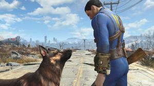 Fallout 4 ser ikke så dårlig ut egentlig.