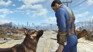 Fallout 4 er like rundt hjørnet.
