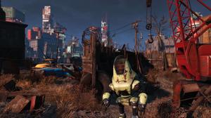 Fallout 4 kommer i høst.