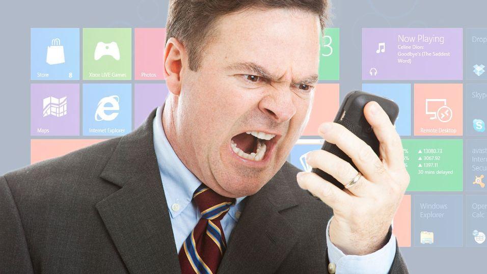 Lei av at «Microsoft» ringer fra India?
