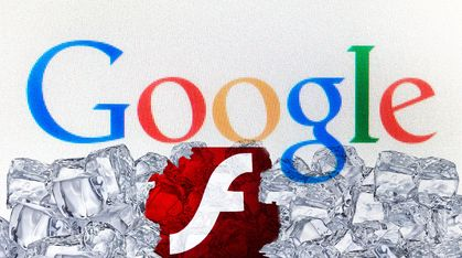 Google stopper automatisk avspilling av Flash-innhold med Chrome