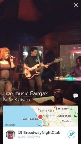 Mindre live-konserter kan du ofte få med deg på Periscope. Vi tror musikkfestivalene står for tur.