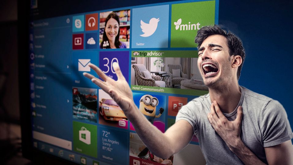 Tørk tårene, du mister ikke så veldig mye viktig ved å oppgradere til Windows 10.