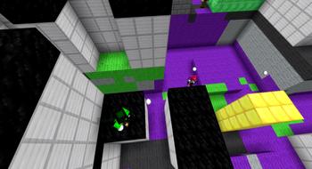 Nå kan du spille Splatoon i Minecraft
