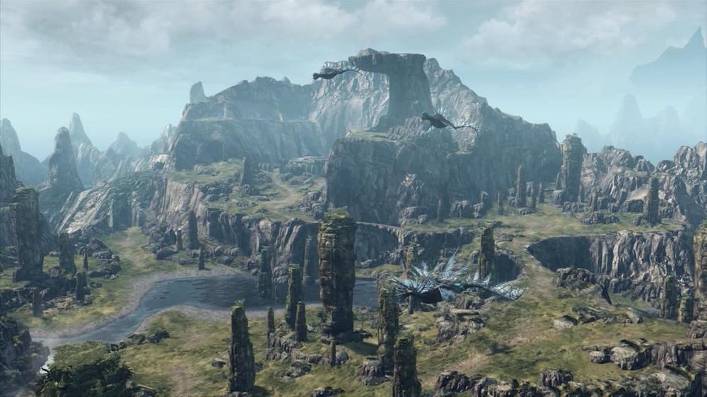 FØRSTEINNTRYKK: En imponerende spillverden som krever tålmodighet