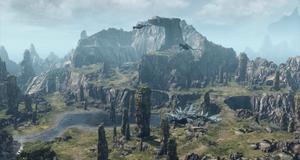 En imponerende spillverden som krever tålmodighet