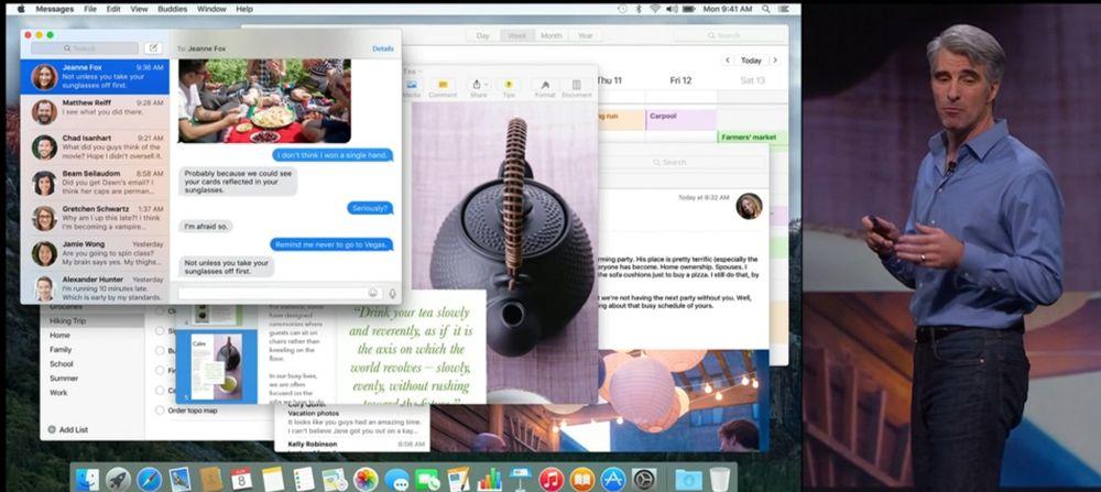 Nå skal det bli slutt på vindusrotet i OS X. Nå kan vinduene organisere seg selv ettersom du flytter dem rundt.