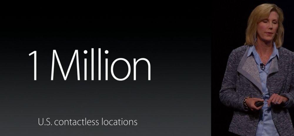 En rekke nye selskaper har blitt med på Apples betalingsløsning Apple Pay.