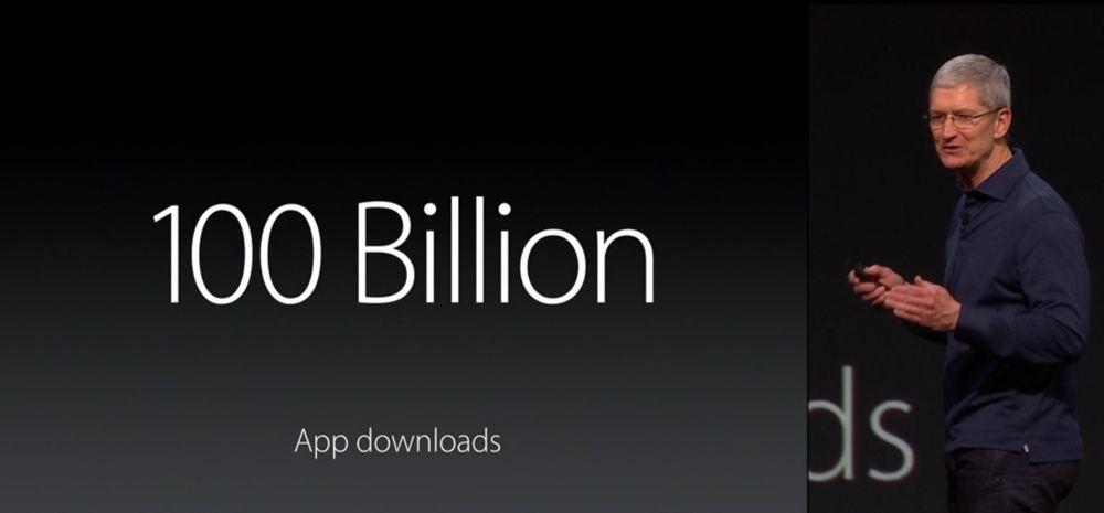 App Store fortsetter å være den mest innbringende appbutikken på planeten, skryter Tim Cook.