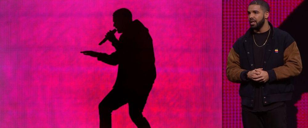 Drake forteller om hvordan Connect kan gjøre det enklere for artister å bryte ut. Drake selv har vært involvert i å få frem flere nye artister de siste årene.
