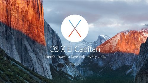 Her er nye OS X El Capitan
