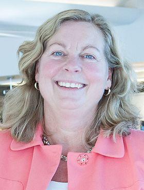 """Telenor Norge-sjef Berit Svendsen ønsker seg """"rasjonell"""" oppførsel fra konkurrentene."""