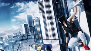 Stillbilde fra Mirror's Edge 2-traileren.